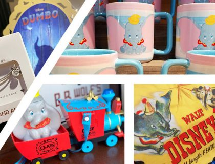 New Disney Dumbo Movie Merchandise | Mouse Memos Disney Blog