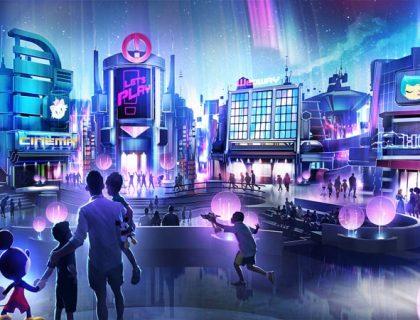 New Pavilion at Epcot Artist Concept   Mouse Memos Disney Blog