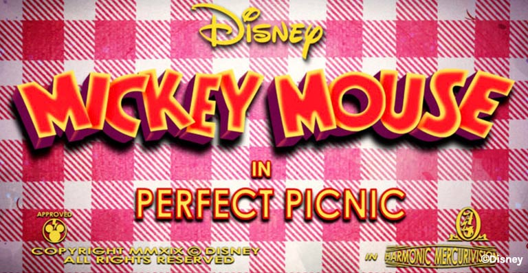 New Info on Mickey & Minnie's Runaway Railway Ride: Perfect Picnic | Mouse Memos Disney Blog