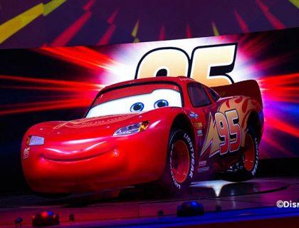 New Lighting McQueen's Racing Academy Hollywood Studios | Mouse Memos Disney Blog