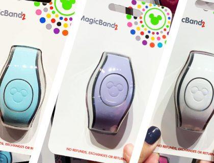 New MagicBand Colors at Walt Disney World | Mouse Memos Disney Blog