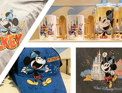 Merch Alert: Disney Parks Mickey's Celebration Collection | Mouse Memos Disney Blog
