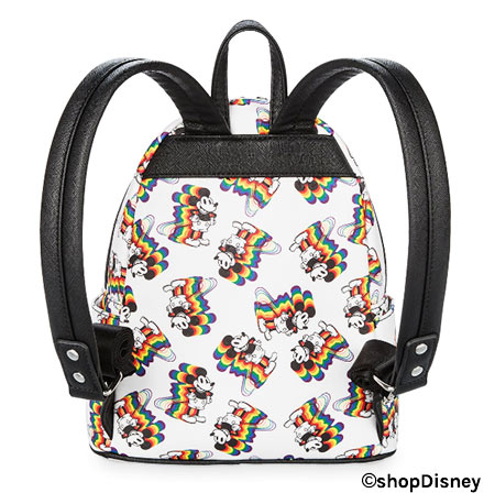 Mickey Mouse Rainbow Collection by Loungefly: Mini Backpack | Mouse Memos Disney Blog