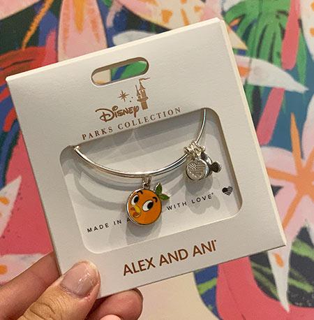 New Orange Bird Alex & Ani | Mouse Memos Disney Blog