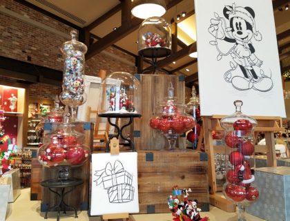 New 2018 Disney Christmas Ornaments at World of Disney | Mouse Memos Disney Blog