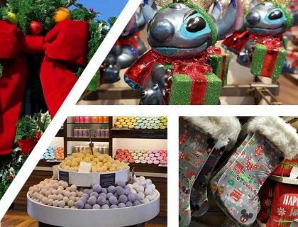 Enjoy a holiday themed November Passholder Super Saturday event at Disney Springs | Mouse Memos Disney Blog