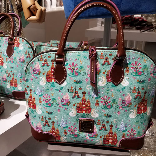 The Nutcracker and the Four Realms Satchel Dooney & Bourke Collection   Mouse Memos Disney Blog