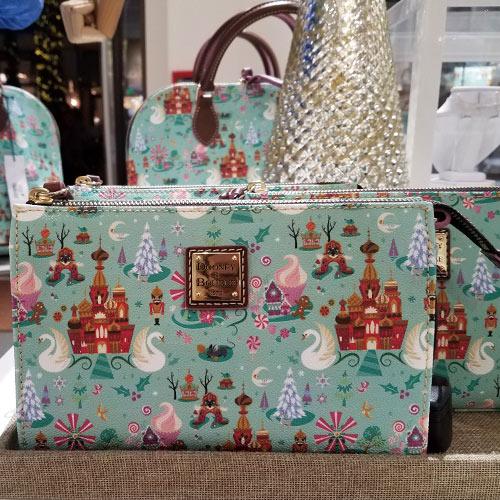 The Nutcracker and the Four Realms Crossbody Bag Dooney & Bourke Collection   Mouse Memos Disney Blog