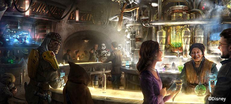 Oga's Cantina Star Wars: Galaxy's Edge | Mouse Memos Disney Blog