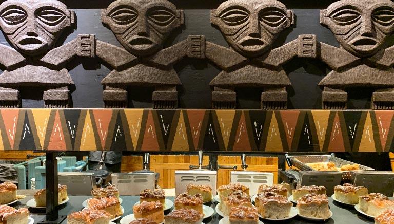 'Ohana Bread at 'Ohana Breakfast Disney's Polynesian Village Resort   Mouse Memos Disney Blog