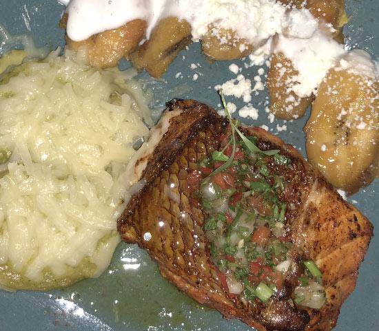 Pescade a la Talla from San Angel Inn Restaurant   Mouse Memos Disney Blog