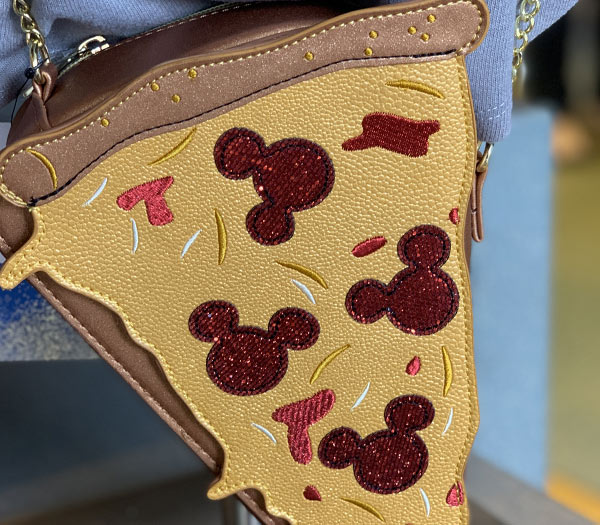 Pizza Purse by Danielle Nicole National Pizza Day 2019 at Walt Disney World Resort | Mouse Memos Disney Blog