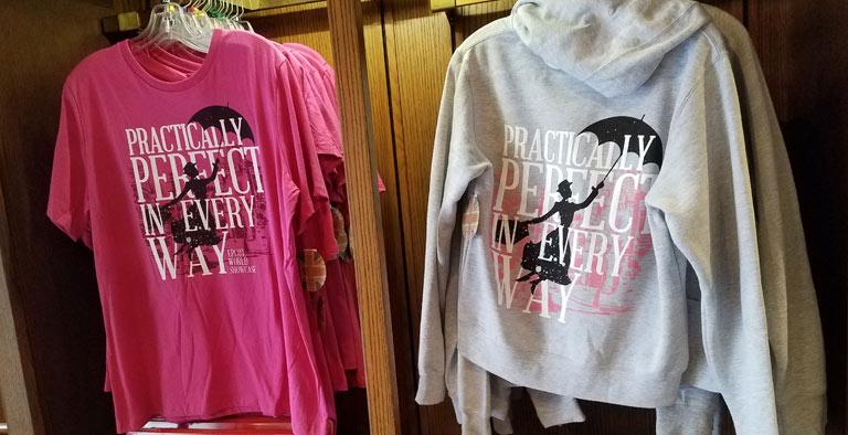 New Mary Poppins Shirts at Epcot's U.K. Pavilion   Mouse Memos Disney Blog