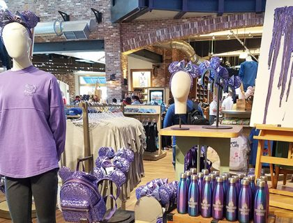 Merch Alert: New Potion Purple Collection | Mouse Memos Disney Blog