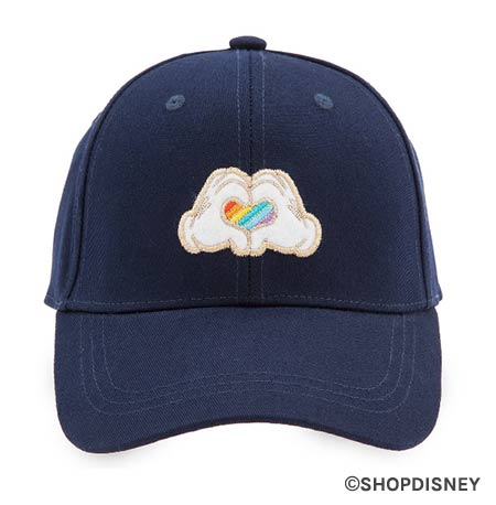 Rainbow Disney Collection Mickey Mouse Heart Hands Baseball Cap | Mouse Memos Disney Blog