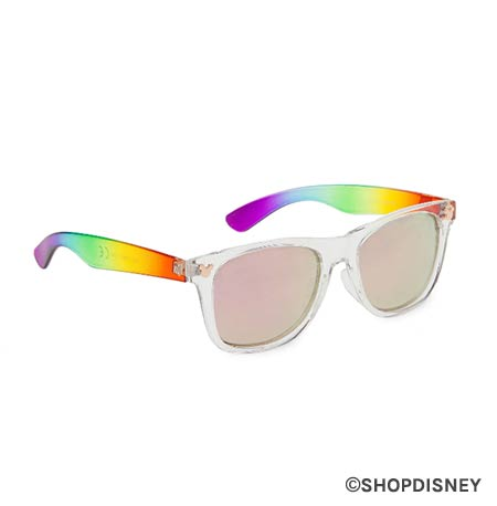 Rainbow Disney Collection Sunglasses | Mouse Memos Disney Blog