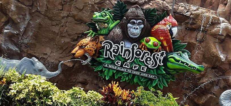 Rainforest Cafe Disney Springs Brews & BBQ | Mouse Memos Disney Blog