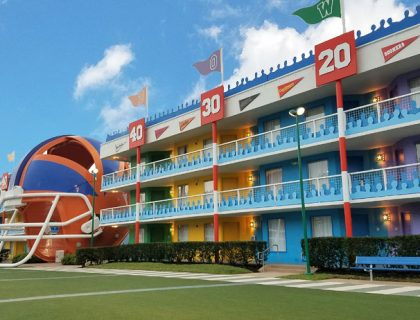 Resort Report: Disney's All Star Sports Report | Mouse Memos Disney Blog