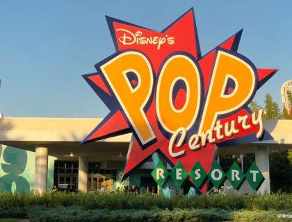Resort Report: Disney's Pop Century Resort   Mouse Memos Disney Blog