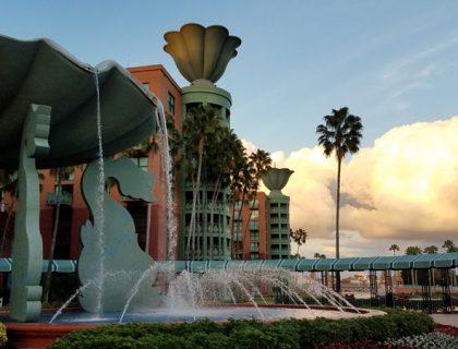 Resort Report: Walt Disney World Swan and Dolphin Resort | Mouse Memos Disney Blog