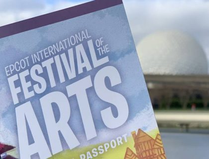 Seminars & Workshops at 2019 Epcot Festival of the Arts | Mouse Memos Disney Blog