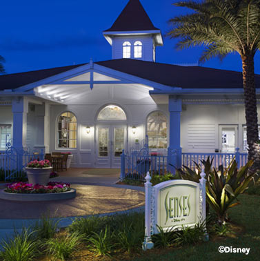 Walt Disney World Resort Spas: Senses Spa at Grand Floridian Resort | Mouse Memos Disney Blog