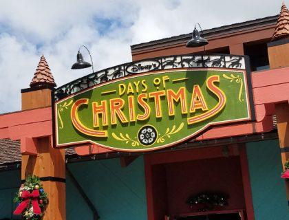 Shopping Spotlight: Disney's Days of Christmas at Disney Springs | Mouse Memos Disney Blog