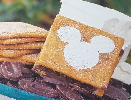 S'mores at The Ganachery Disney Springs | Mouse Memos Disney Blog