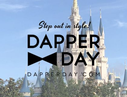 Spring 2019 Dapper Day at Walt Disney World Resort | Mouse Memos Disney Blog
