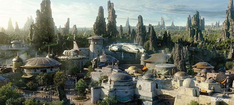 Star Wars: Galaxy's Edge | Mouse Memos Disney Blog