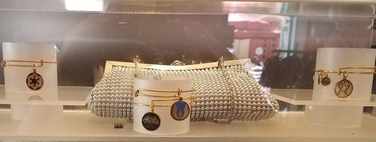 Star Wars Merchandise at Walt Disney World Resort: Alex and Ani Star Wars Bracelets | Mouse Memos Disney Blog