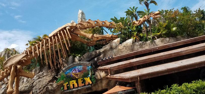 T-Rex Disney Springs Brews & BBQ | Mouse Memos Disney Blog