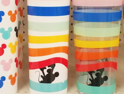 New Summer Disney line at Target Cups and Water Bottles | Mouse Memos Disney Blog