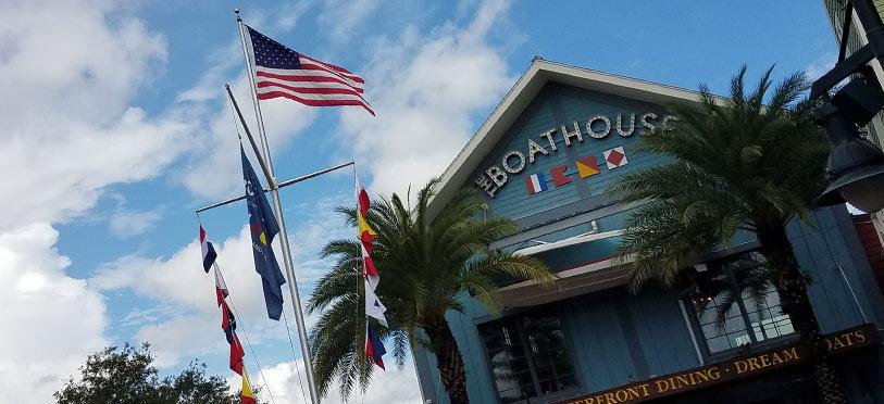 The BOATHOUSE at Disney Springs Brews & BBQ | Mouse Memos Disney Blog