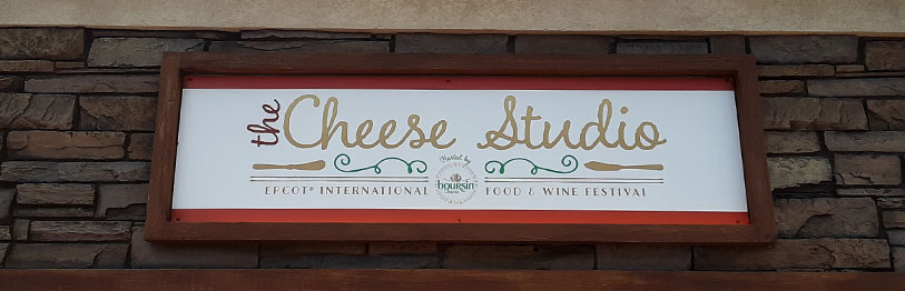 The Cheese Studio 2019 Menu Epcot International Food & Wine Festival | Mouse Memos Disney Blog