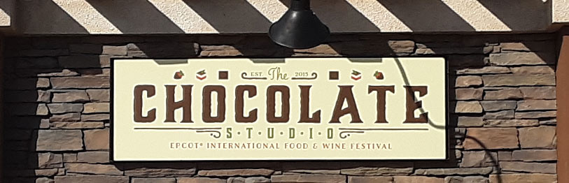 The Chocolate Studio 2019 Menu Epcot International Food & Wine Festival | Mouse Memos Disney Blog
