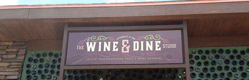 The Wine & Dine Studio 2019 Menu Epcot International Food & Wine Festival | Mouse Memos Disney Blog