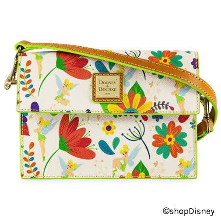 Tinkerbell Dooney & Bourke Crossbody Bag   Mouse Memos Disney Blog