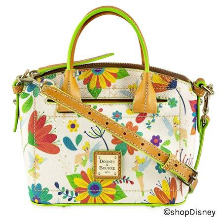 Tinkerbell Dooney & Bourke Satchel | Mouse Memos Disney Blog