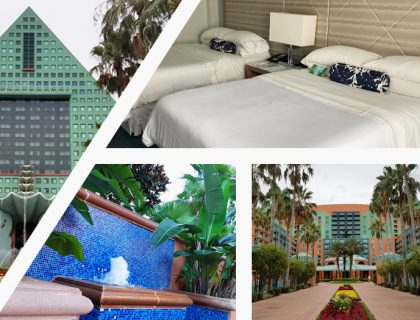 Top Reasons to stay at Disney's Swan & Dolphin Resort | Mouse Memos Disney Blog