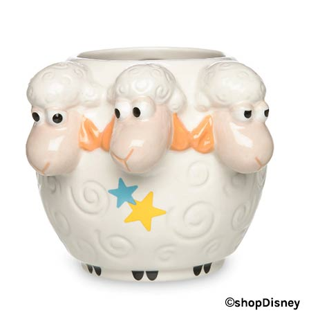 Toy Story 4 Merchandise: Bo Peep Sheep Coffee Mug | Mouse Memos Disney Blog