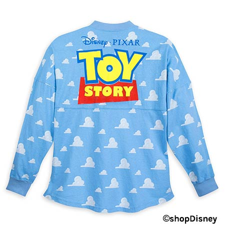 Toy Story 4 Merchandise: Spirit Jersey | Mouse Memos Disney Blog