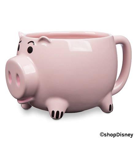 Toy Story 4 Merchandise: Hamm Coffee Mug | Mouse Memos Disney Blog