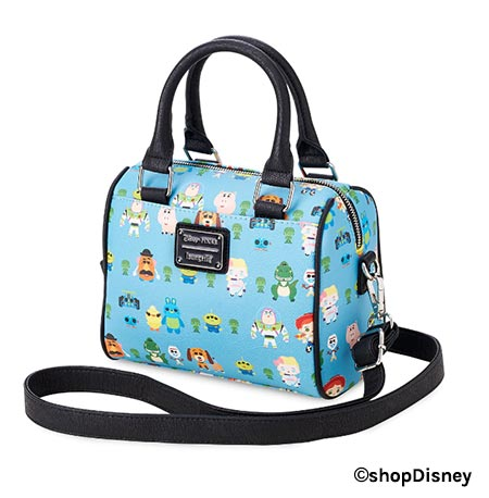 Toy Story 4 Merchandise: Loungefly Satchel | Mouse Memos Disney Blog