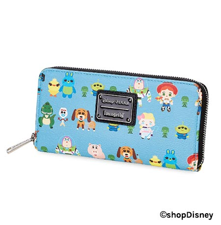 Toy Story 4 Merchandise: Loungefly Wallet| Mouse Memos Disney Blog