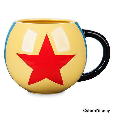 Toy Story 4 Merchandise: Luxo Ball Coffee Mug | Mouse Memos Disney Blog