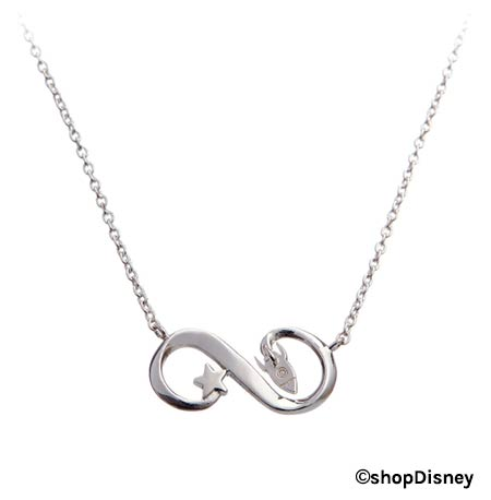 Toy Story 4 Merchandise: To Infinity and Beyond Necklace | Mouse Memos Disney Blog