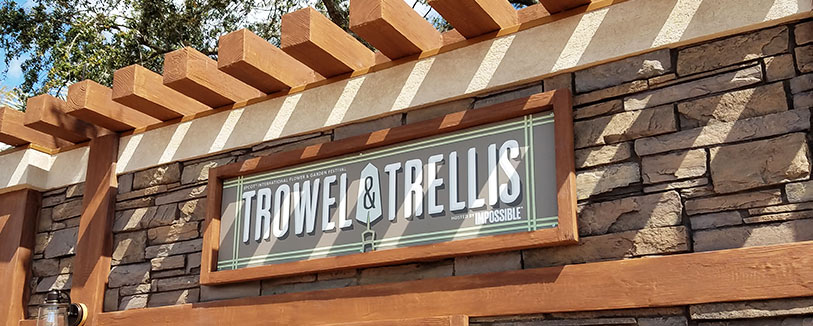 Trowel & Trellis Menu 2019 Epcot International Flower and Garden Festival | Mouse Memos Disney Blog