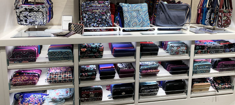 Vera Bradley at Disney Springs Wallets and Handbags | Mouse Memos Disney Blog