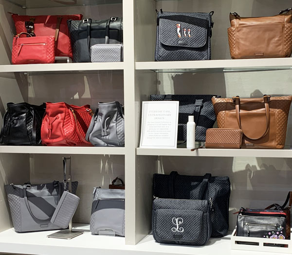 Vera Bradley at Disney Springs Leather Bags | Mouse Memos Disney Blog